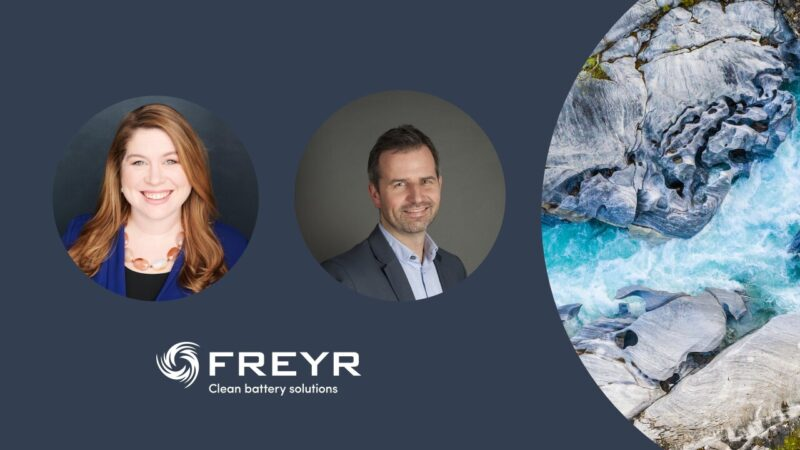 FREYR Further Strengthens Its Sustainability Team