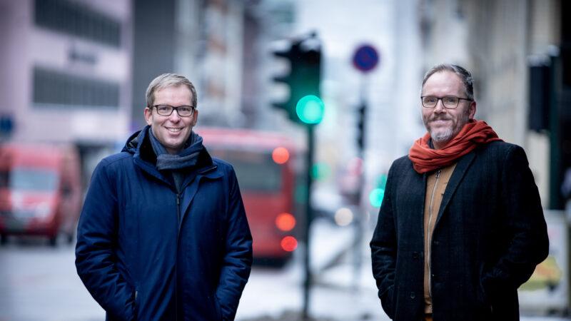 Håkon Hauglie Tom Einar Jensen