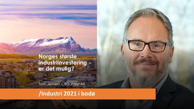 Industri Bodø 2021